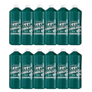 Limpa Piso 1L com 12 unidades Proclean