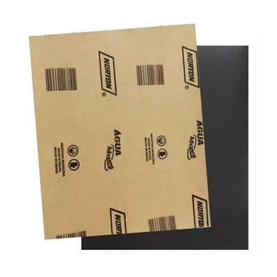 Lixa D'agua T223 Grão 100 Kit c/ 50 Folhas Norton