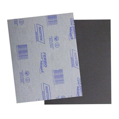 Lixa Ferro Grão 100 Kit c/ 25 Folhas Norton
