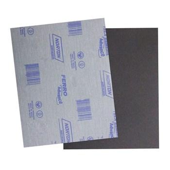 Lixa Ferro Grão 40 Kit c/ 25 Folhas Norton