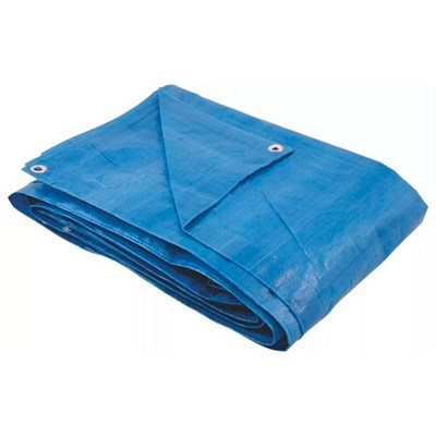Lona Carreteira Azul 4x4m Thompson