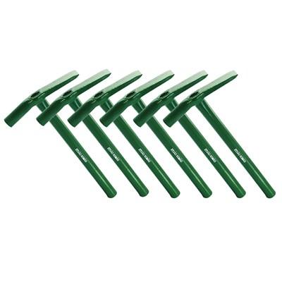Machadinho Picola 2 Cortes Aço Verde São Romão C/ 6 Unidades