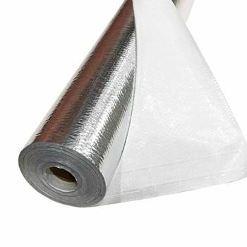Manta Térmica Para Telhado 1 Face 25m² Com bopp Dplastic
