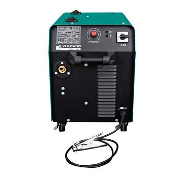 Máquina Solda Mig Mag Mono Balmer Vulcano Mig-210m Com Tocha
