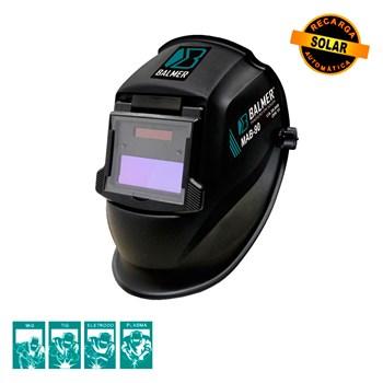 Máscara De Solda Escurecimento Automática Mab-90 Balmer
