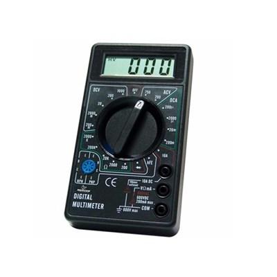 Multímetro Digital com Visor LCD Bestfer