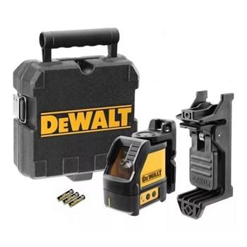 Nível a Laser Horizontal e Vertical DW088K com Maleta DeWalt