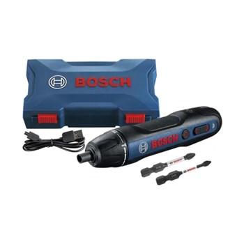 Parafusadeira a Bateria Bosch Go 3,6V USB Bivolt com 2 Bits
