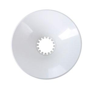 Prato Chapeu Difusor Lâmpada Led Industrial 120w E27 Kian