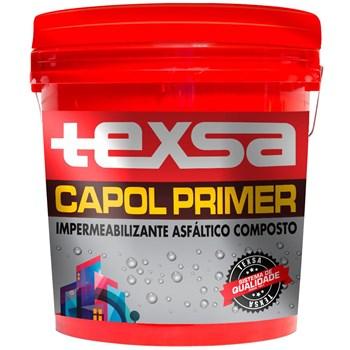 Prime Para Manta Impermeabilizante Capol Texsa 3,6 Litros