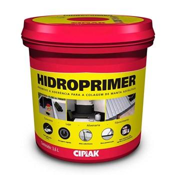 Primer Hidroprimer Base Água Ciplak 3,6L Sika
