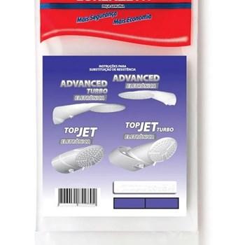 Resistência Advanced/Top Jet Eletrônico 5500W 110V 3056E Lorenzetti