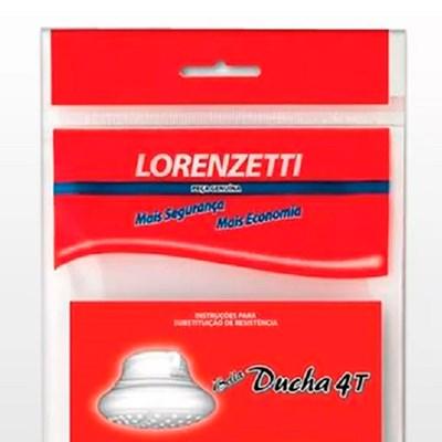 Resistência Bella Ducha / Fashion 6800w 220V 4T 3056-A Lorenzetti