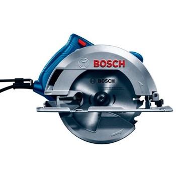 Serra Circular Bosch GKS 150 1500W com 1 Disco de serra e Guia paralelo