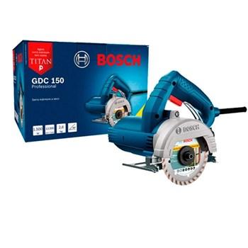 Serra Mármore Bosch Titan 5 Polegadas 1500W GDC150