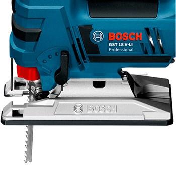 Serra Tico-Tico a Bateria GST 18V-LI 18V s/ Bateria Bosch