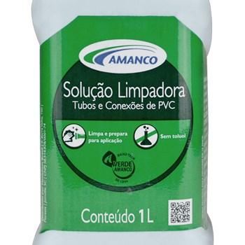 Solução Limpadora Amanco PVC 1 Litro