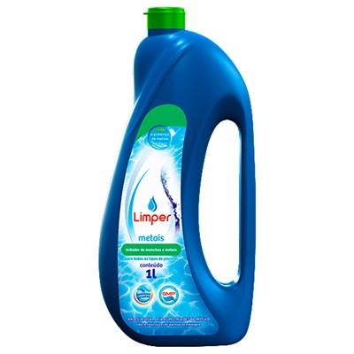 Soluções Metais 1L Limper Atcllor