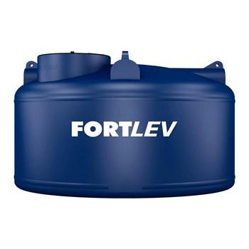Tanque Reservatório Polietileno Fortplus 151cm 5000L Fortlev
