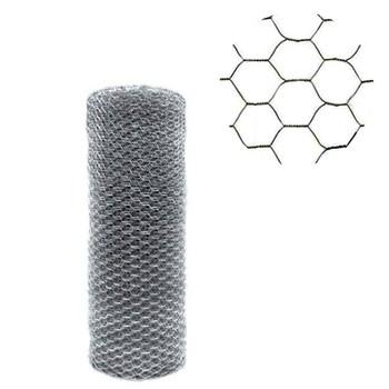 Tela Hexagonal Galinheiro 50x1,50m Fio 23 Morlan
