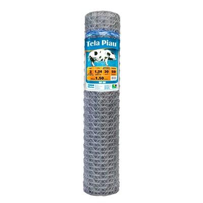 Tela Hexagonal Mangueirão 50X1,50M Fio 16 Morlan