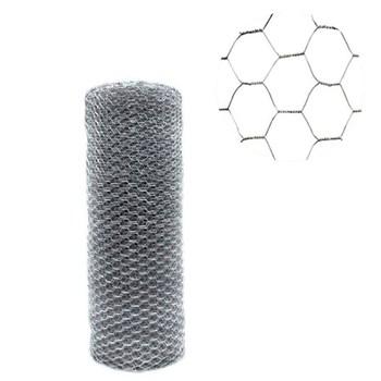 Tela Hexagonal Pinteiro 50x1,00m Fio 24 Morlan