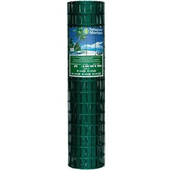 Tela Soldada Alambrado PVC 1,5m Altura x 25m Comprimento Morlan