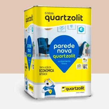 Tinta Parede Nova Fosca 18L BR Areia Quartzolit