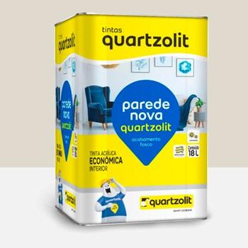 Tinta Parede Nova Fosca 18L BR Gelo Quartzolit