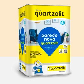 Tinta Parede Nova Fosca 18L BR Marfim Quartzolit