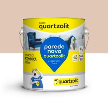 Tinta Parede Nova Fosca 3,6L BR Areia Quartzolit