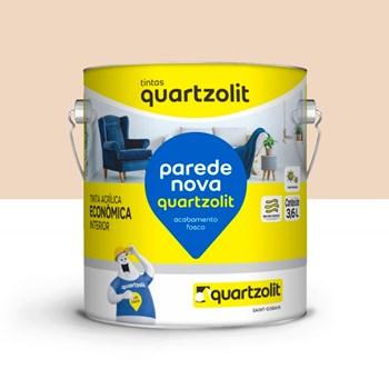 Tinta Parede Nova Fosca 3,6L BR Palha Quartzolit