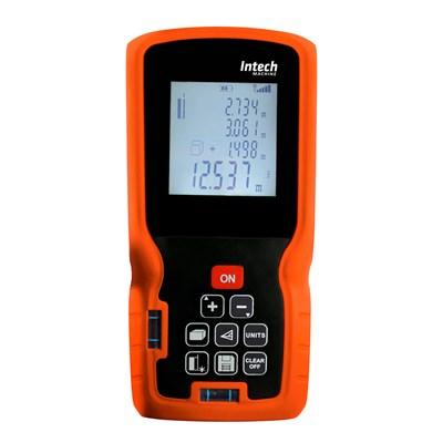 "Trena à Laser EXATA30 30 Metros Nível IP54 1,7"" Intech"