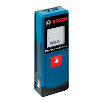 Trena Laser 20 metros Glm 20 Bosch