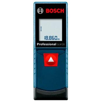 Trena Laser de 20 Metros Medidor de Distâncias Bosch GLM 20