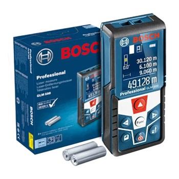 Trena Laser de 50 Metros Bosch Medidor de Distâncias GLM 50.0