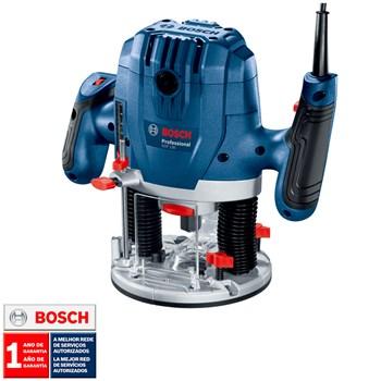 Tupia De Coluna Profissional 06-08mm 1300w Gof 130 Bosch