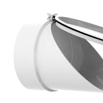 Válvula de Retenção Esgoto 100mm Valeplast